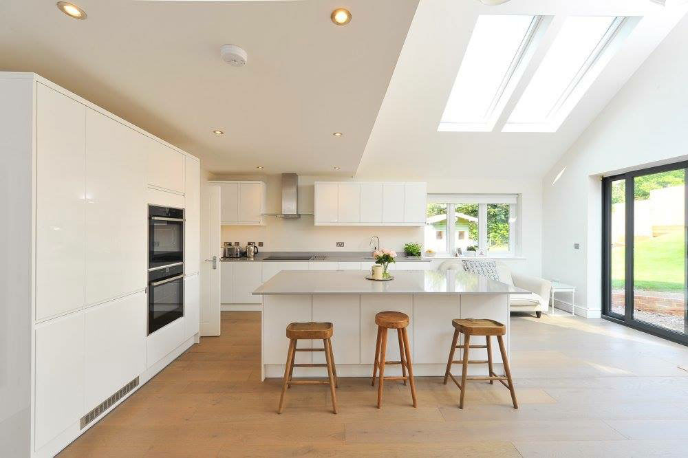 Modern extension Guildford